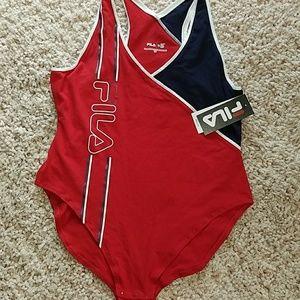 Fila bodysuit! Size XXL! Brand new with tags